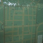 金州城略図