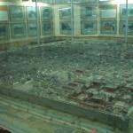 金州城復元模型