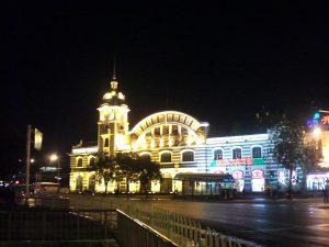 旧正陽門駅