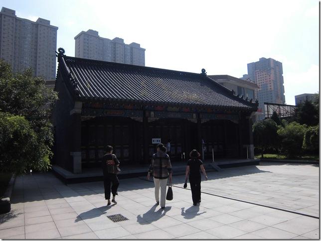 寺院建築(展示室として使用)