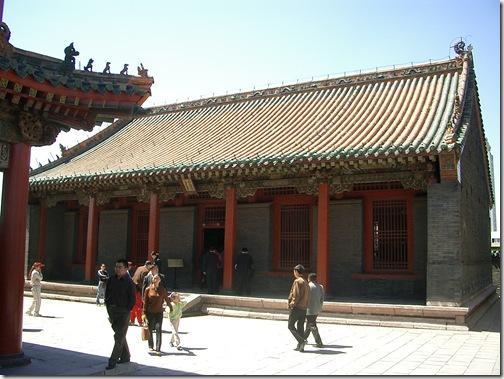 永福宮(2005年5月撮影)