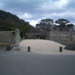 萩城大手門