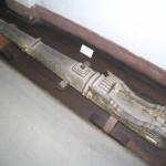 仏郎機(フランキ)砲(津和野町郷土館蔵)