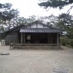 松下村塾(別方向から)