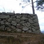 津和野城出丸石垣