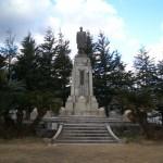 田中義一銅像