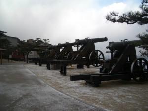 長州藩砲台跡