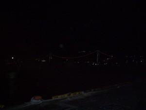夜景(門司側から)