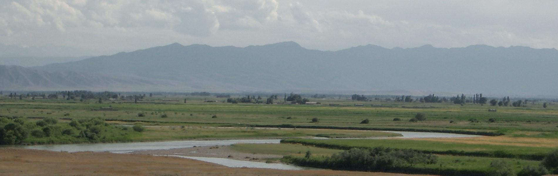 イリ河流域