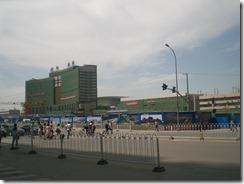 瀋陽北站  南広場